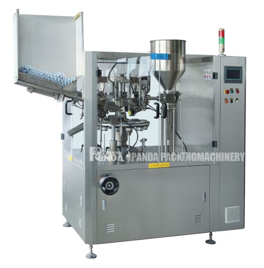 Face Cream Tube Filling Sealing Machine with Ce Certification