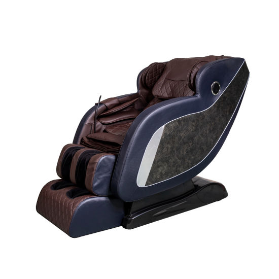 Best Luxury SL Track Full Body Massage Chair Zero Gravity 4D