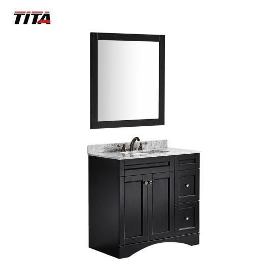 Marble Top Bathroom Furniture T9302-36e