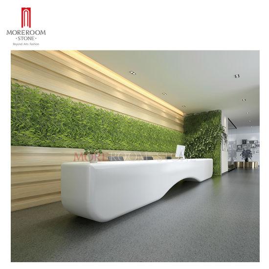 China Factory Reception Desk Counter