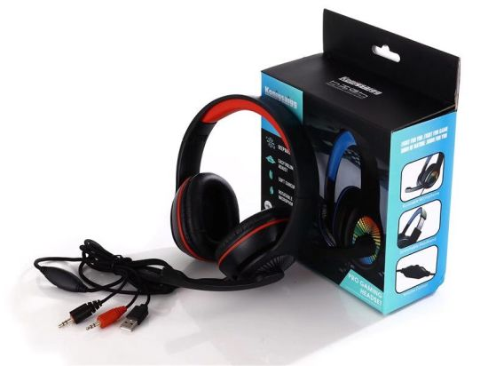 Professional Computer Game Headset 360 Full - Pointing Noise Reduction Microphone