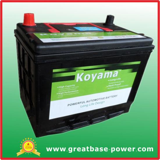 China Battery Powered Auto Rickshaw Battery China Car Battery