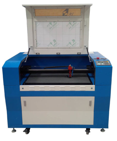 Low Price CO2 Wood/Plexiglass Laser Cutter pictures & photos