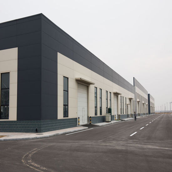 Structural Steel Beam Workshop/ Warehouse / 4s Car/ Chemical Plant