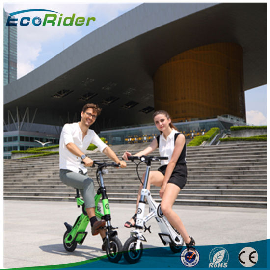 2016 Newest Folding Electric Bike 36V 250W Brushless Motor pictures & photos
