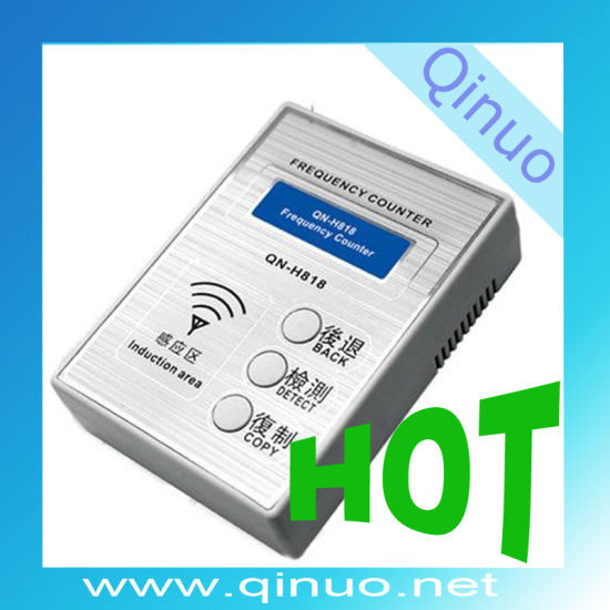 200MHz ~ 1GHz Wide Range Frequency Meter for Locksmiths