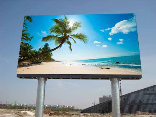 P16 SMD Outdoor Giant LED Advertising Screen