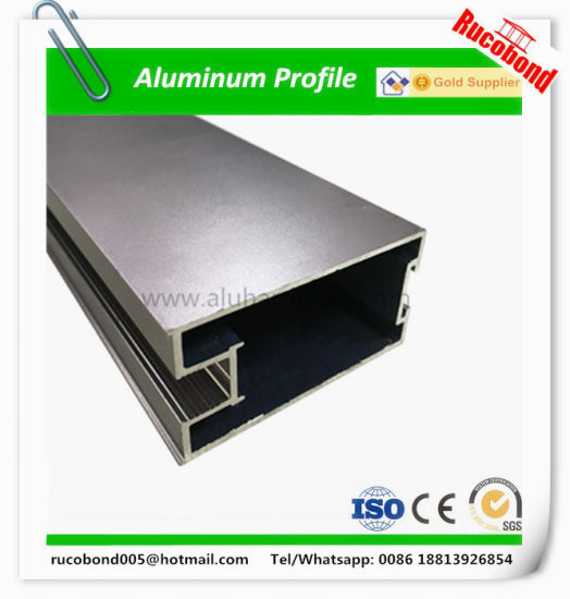 Building Material Aluminum Extrusion Profile pictures & photos