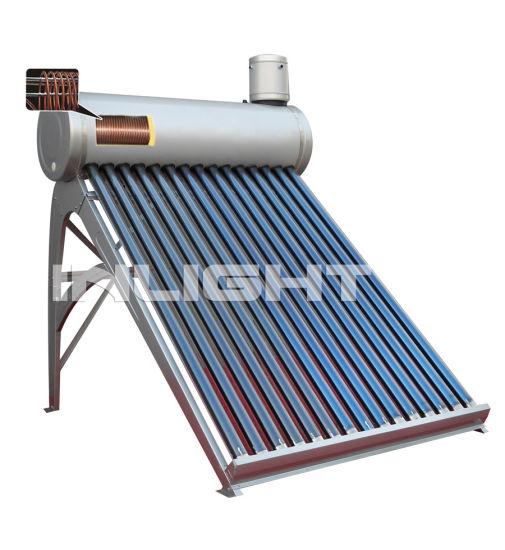 Integrated Pre-Heat Solar Water Heater (Copper Coil)