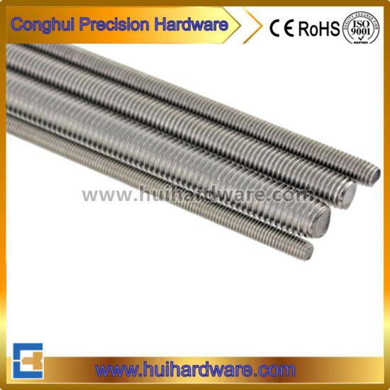 Metric Thread Rod/Fine Threaded Rod/Stainless Steel Threaded Rod