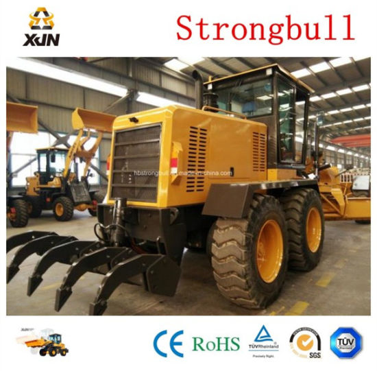 High Quality 160HP, 180HP, 200HP, 220HP Motor Grader, Road Grader with Cummins Engine pictures & photos