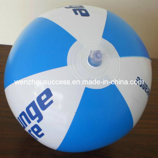 16 Inch Inflatable Beach Ball for Advertising