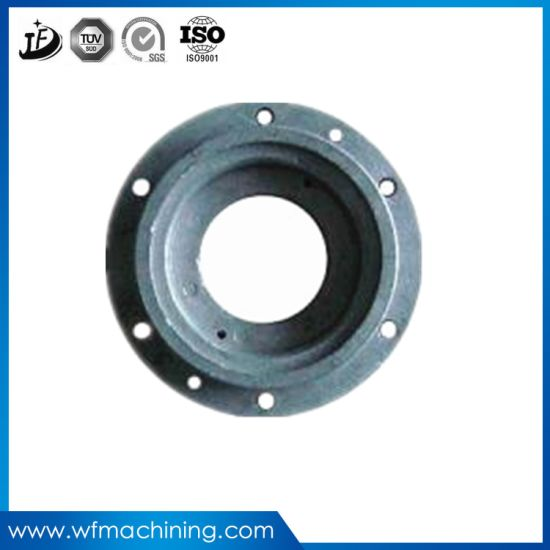 OEM Forging Stainless Steel Forging Carbon Steel Forging Crankshaft with Forged Process pictures & photos