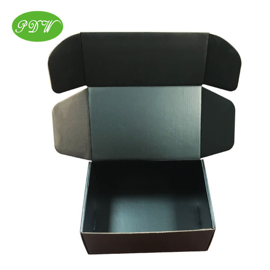 Box 2021 Manufacture Top Seller Corrugated Box Mailing Cosmetic Shipping Box