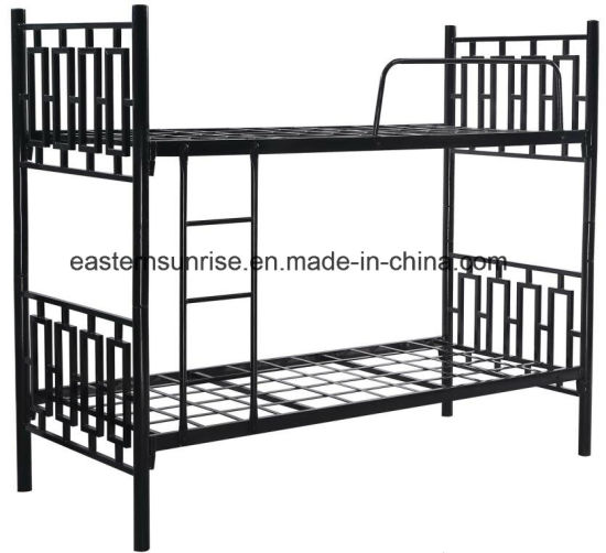 China Army Staff Double Decker Bunk Bed China Army Bunk Bed