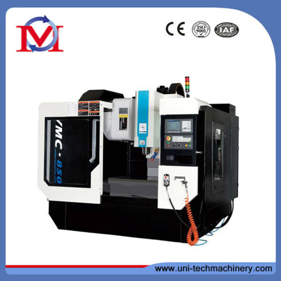 China Factory Vertical CNC Milling Center Vmc850 pictures & photos