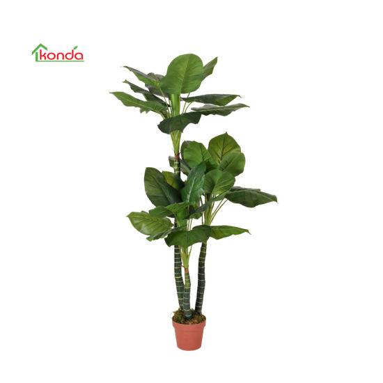 Manufacturer Sale Fashion Artificial Bundle Scindapsus Aureus Plants