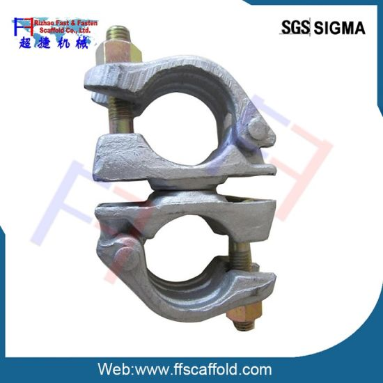 Sigma Drop Forgedscaffolding Coupler Quick Coupler (FF-0050) pictures & photos