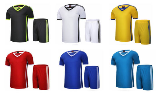 Spot Supply Print Dry Fit Soccer Jersey for Kids