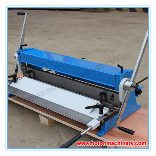 Muti-purpose Metal Shear Brake Roll Machine (3-IN-1/760 3-IN-1/1016) pictures & photos