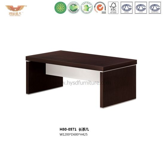 Light Colored Wood Coffee Table.China Modern Simple Office Coffee Table Light Color Melamine H80