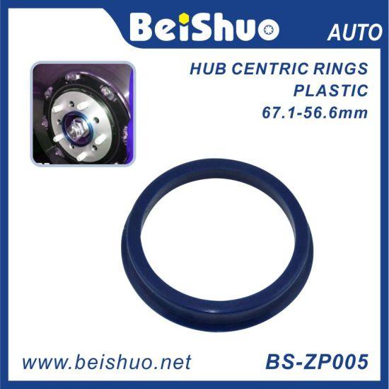 CNC ABS Plastic Hub Centric Rings