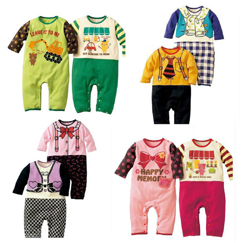 OEM Service China Supplier spring Fall Baby′s Bodysuit pictures & photos