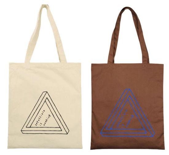 a09a3cf97fc7 China Laster Design Shopping Bag with Logo - China Tote Bag ...
