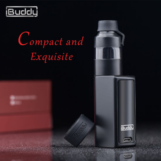 New Idea Bud Plus 55W Sub-Ohm 2.0ml Big Vapor Vaporizer E-Cigarette pictures & photos