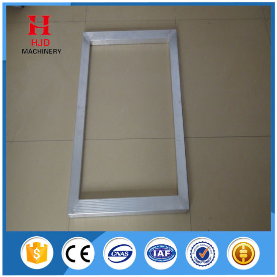 Water Transfer Printing Aluminum Screen Printing Frames pictures & photos