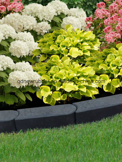 Innovative Rubber Landscaping Edging pictures & photos