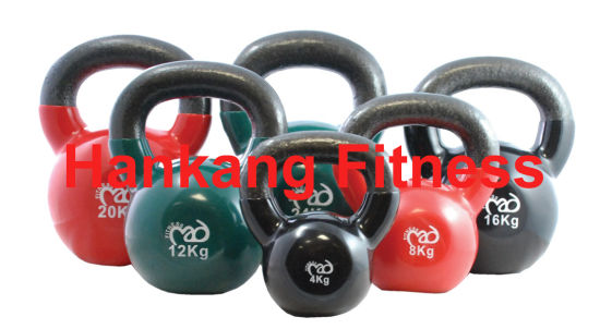 Fitness accessory, hammer strength weight plate, Professional Colorful Kettlebells-HD-010