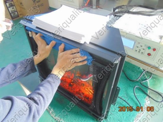 Quality Control Service /Pre-Shipment Service / Final Random Inspection of Electrical Firebox pictures & photos