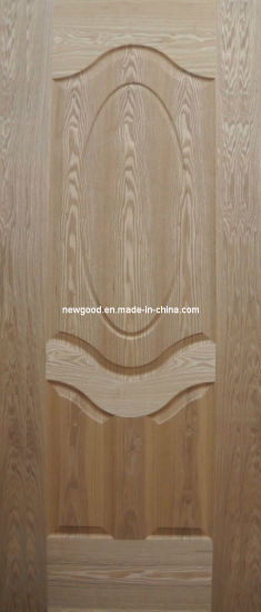(ASH) Veneered HDF Moulded Doors, Composite HDF Doors