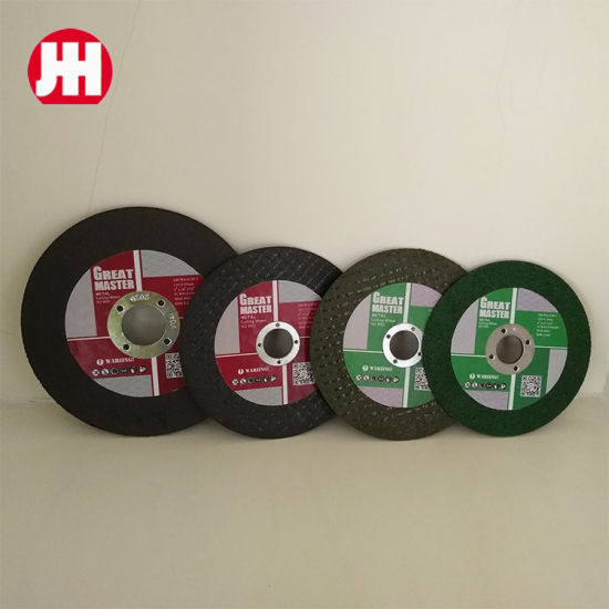 High Quality Wholesale 100mm Super Thin Abrasive Cut off Wheels