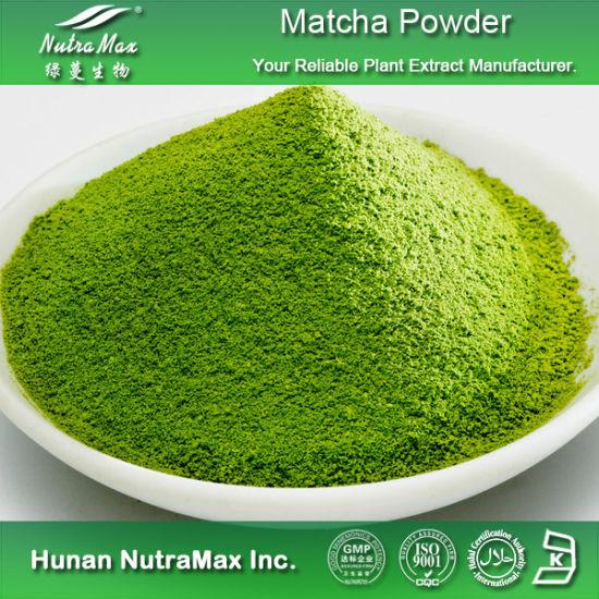 100% Natural Matcha Powder (100% pass 80 mesh)