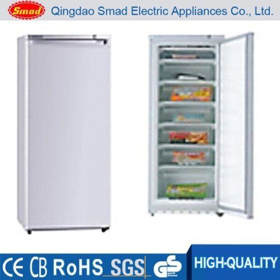 Cryogenic Single Door Upright Freezer Without Refrigerator