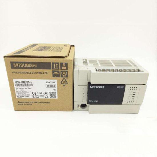 1PC New Mitsubishi PLC FX3U-16MR//ES-A