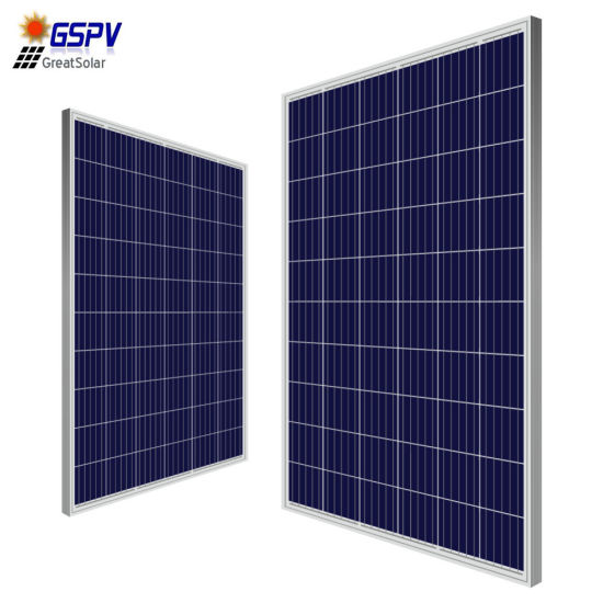 Polycrystalline Solar Panel 270W with Ce and TUV