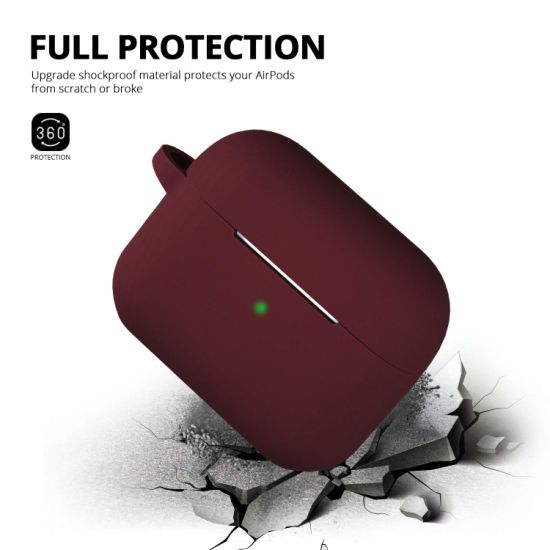 China Protector Pompom Shell Generation 3 Hard Gen For Airpod Pro