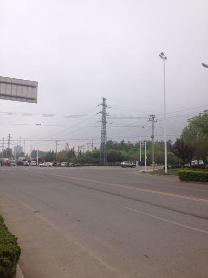 Megatro Line Transmission Steel Monopole7