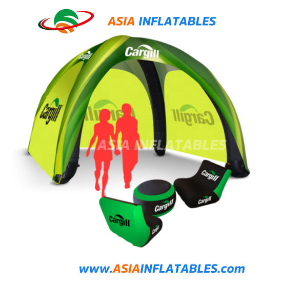 Outdoor Waterproof Advertising Airtight Event Show Tent, Air Sealed Canopy Tents for Events