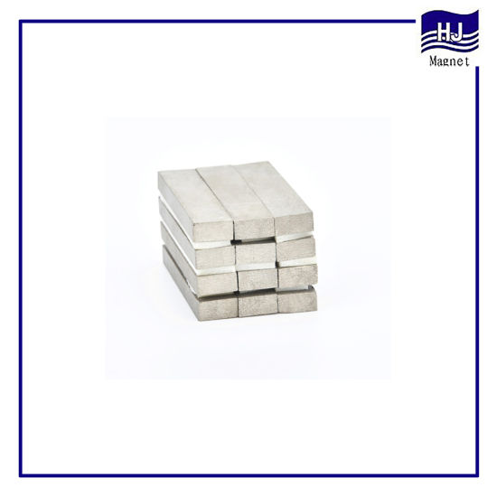 Strong Power Square Rare Earth Block SmCo 1: 5/2: 17 SmCo Magnet