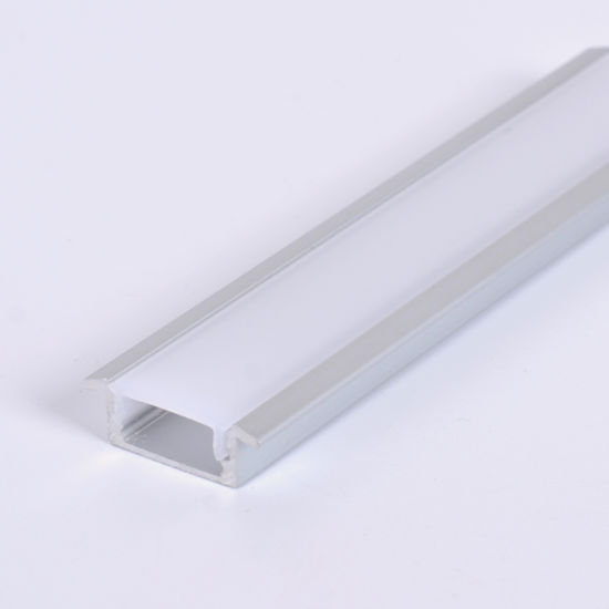 LED Extrusion LED Channel Aluminum profile with strip light