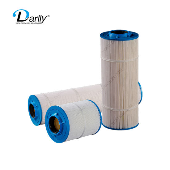 Darlly High Flow Pleated Membrane Filter for Water Treatment