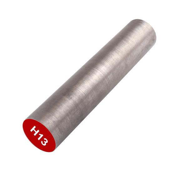 8407 1.2344 H13 ESR 1.2343 H11 SKD61 W301 W302 W303 Dievar Dac55 Hot Work Alloy Die Tool Metal Steel Round Bar