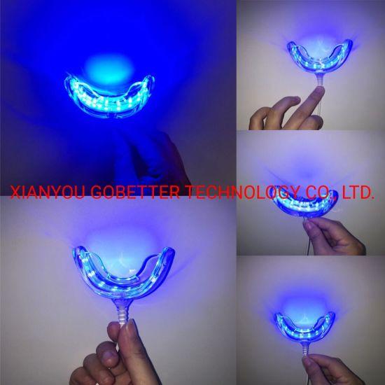 China Fda Ce Approved 16 Usb Led Light Professional Home Teeth