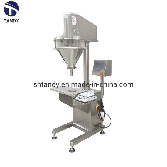 Semiautomatic Small Grain Packaging Machine for Sugar/Salt with Big Capacity