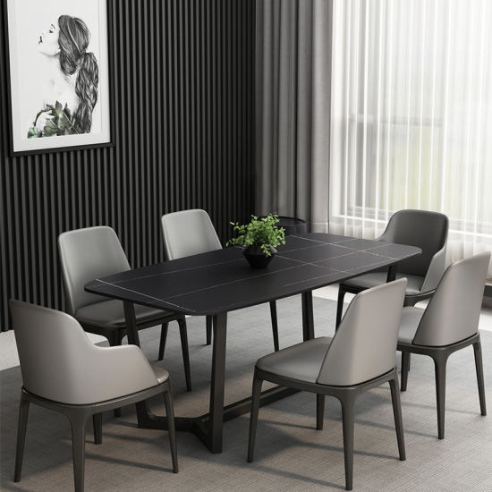 China Modern Luxury Dining Room Table, Fancy Dining Room Sets