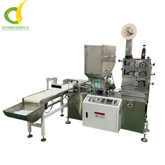 1.5 Kw Straw Packing Machine Drinking Automatic